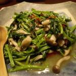 中国酒家 明元 - 本日の中国野菜炒め 1029円