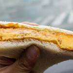 サンドイッチハウスメルヘン - オムレツサンド