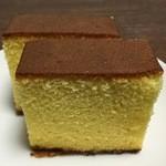 福砂屋 - 料理写真:福砂屋のカステラ