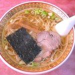 北満飯店 - 「ラーメン」500円
