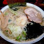 チャーシュー専門店 チャーシュー力 - 野菜ラーメン