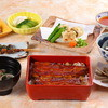 Tennenunagimachidafutaba - 料理写真:うなぎづくし