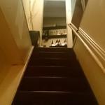 48446907 - 1階からの階段