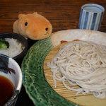 4845854 - 武蔵野つけ汁うどん(600円)
