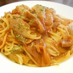 イタリア食堂 - ナポリタン