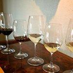 シノワ - フリードリンクのワイン