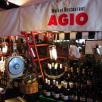 マーケットレストランAGIO -