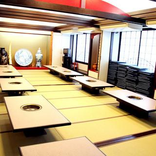 九州最大級の座席数はななんと300席!!