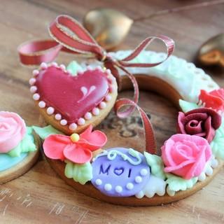 ★きゃあ~っ可愛い☆アイシングクッキーが作れる教室♪