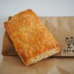 ささのはパン - ココナッツプチパン140円♪(ココナッツファイン&ココナッツオイル)