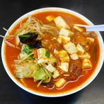48451514 - モンゴル風タン麺(中辛)¥750
