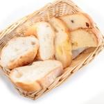 はるのテラス - 食べ放題のパン '15 12月下旬