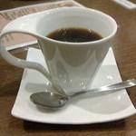 ピッツェリア Tatsunoko - コーヒー