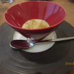 エスパイ クック コウベ - キャベツと菊芋のスープ