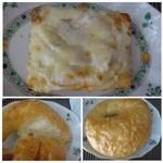 48455114 - ◆上:クロックムッシュ(238円)・・チーズの下には少しだけハムが入っています。                       ◆下:ソンプルサン(200円)・・ソフトフランスの様なパンですね。噛むと旨みがあり、これが一番好みでした。