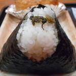 48455439 - 高菜おむすび