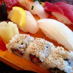 鮨勝 - 巻き物も 美味しいです♪