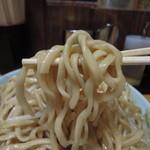 郎郎郎 - ラーメンの麺