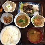 もつ福 - 【もつ福御膳…880円】♫2016/3