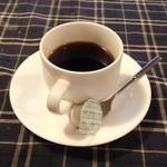 料理屋こと - ランチ付きのコーヒー