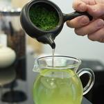ユニスタンド - 香駿というお茶