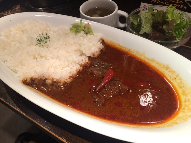 Meet Meats 5バル 中野店 - ビーフカレー(M)