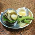 Minshukuhagiwara - 前菜