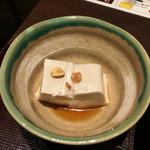 麹蔵 - このジーマーミ豆腐がなにげに美味しいんだな( ^ω^ )