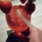 48463977 - 苺のフレッシュカクテル