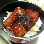 松乃屋佐藤旅館 - 料理写真:ミニうな丼