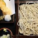渡邊 - 天せいろ(1450円)