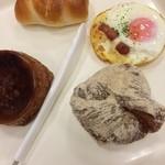 石窯パン工房 マナレイア - 料理写真: