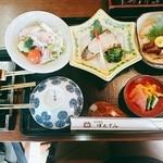 ぼんてん - 料理写真:春爛漫プラス   ¥2000