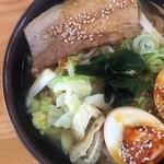 手打ち麺工房 一樹 - 料理写真: