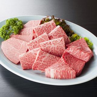 ◆こだわりのお肉を堪能◆