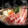 露菴 - 料理写真:国産豚しゃぶしゃぶ