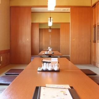 個室、広間ご宴会予約承ります。