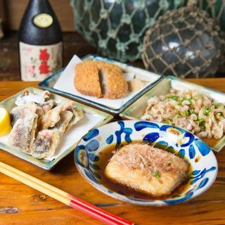 沖縄料理をたっぷり満喫できます♪♪