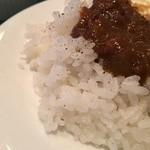 レストラン シャンクレール - 50円カレー