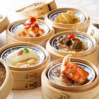 伝統に培われ洗練された中国料理の真髄がここに