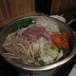 筍庭 - 大山地鶏鍋