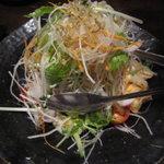 食彩酒房 ぼんさんて - 豆腐サラダ
