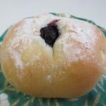 ほのか - ブルーベリーチーズ160円。