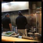 麺や櫻陣 - 店内