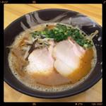 麺や櫻陣 - 焦がし味噌らーめん 780円