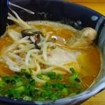 麺や櫻陣 - 焦がし味噌780円