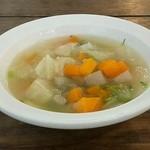 48487309 - 野菜スープ