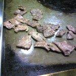 ほるもん道場 - 2011.7.  タンとハラミの塩焼き