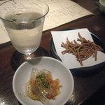 酣 - 日本酒とお通し
