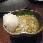 酣 - 牡蠣の塩辛